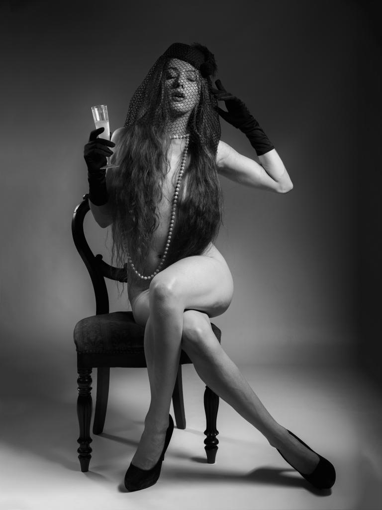 Joy Draiki Nude Photos 40